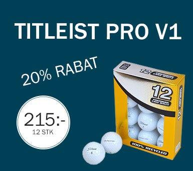 Titleist Pro V1 Grade A - 12 Pack