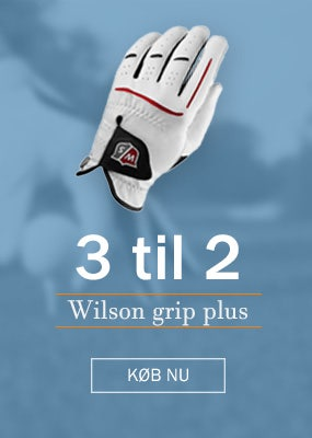 Wilson Handsker 3 til 2