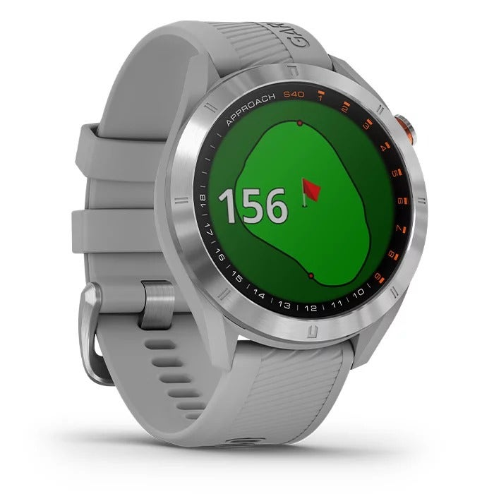 Go for the pin with Garmin Approauch S40